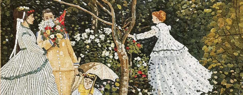 Women in the Garden – 21&#215...